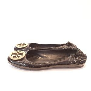 Tory Burch Reva Flat womens shoes size 9.5